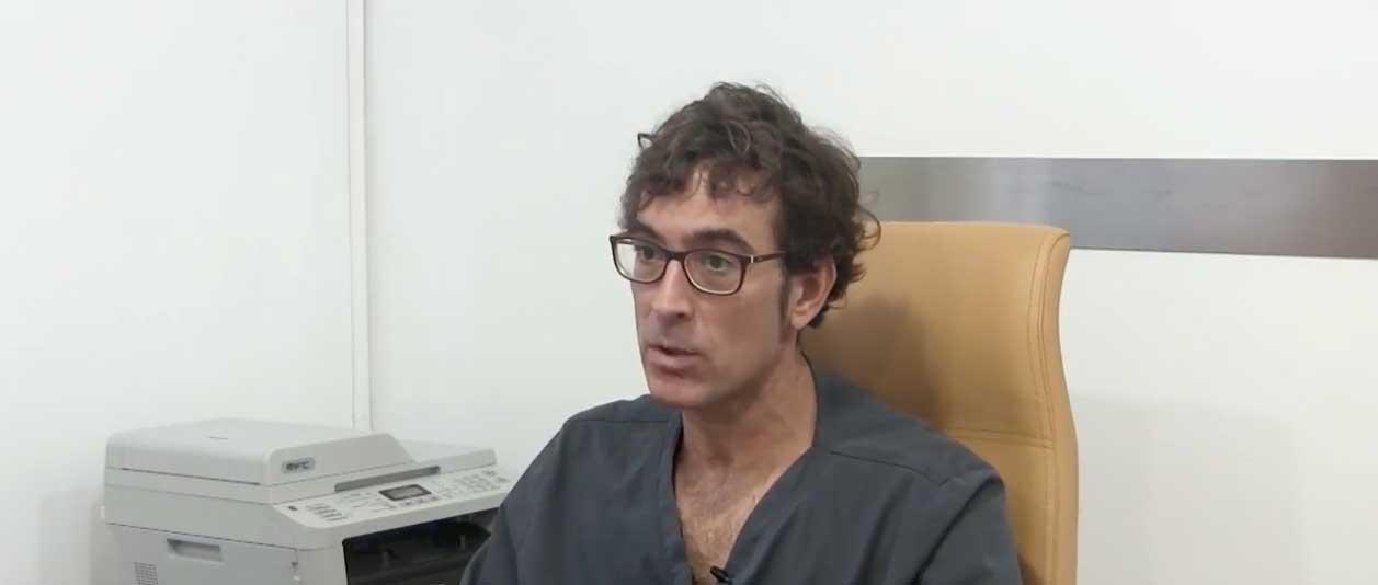Antonio Alcaide Raya, interview sur le DPI