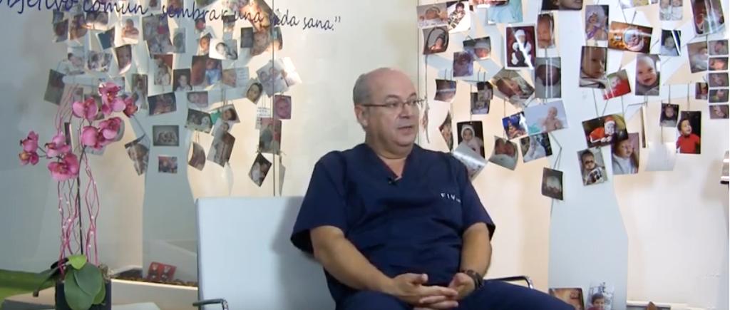 Dr Dolz sur le Diagnostic Préimplantatoire