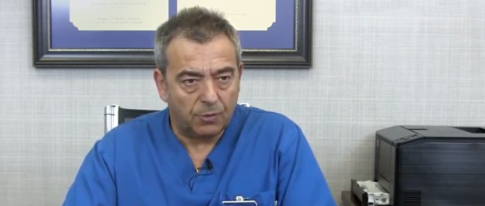 Interview du Dr Gorka Barrenetxea