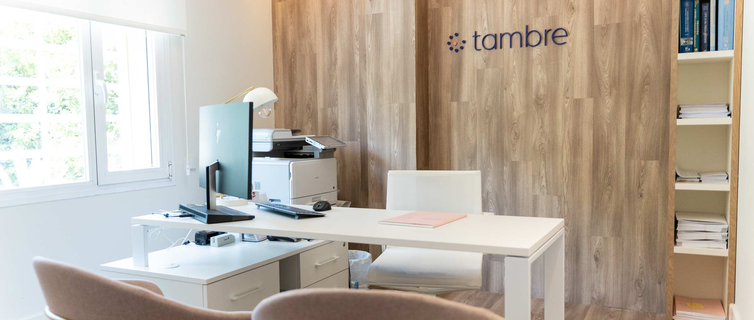 Imagen: Consultation de la Clinique Tambre