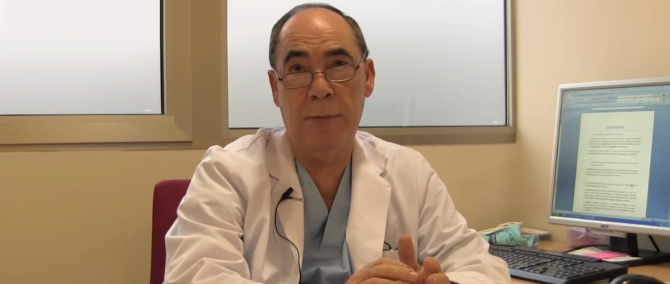 Imagen: Dr Miguel Barea sur la gastrulation