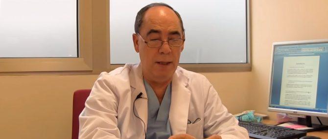 Imagen: Interview Dr Barea