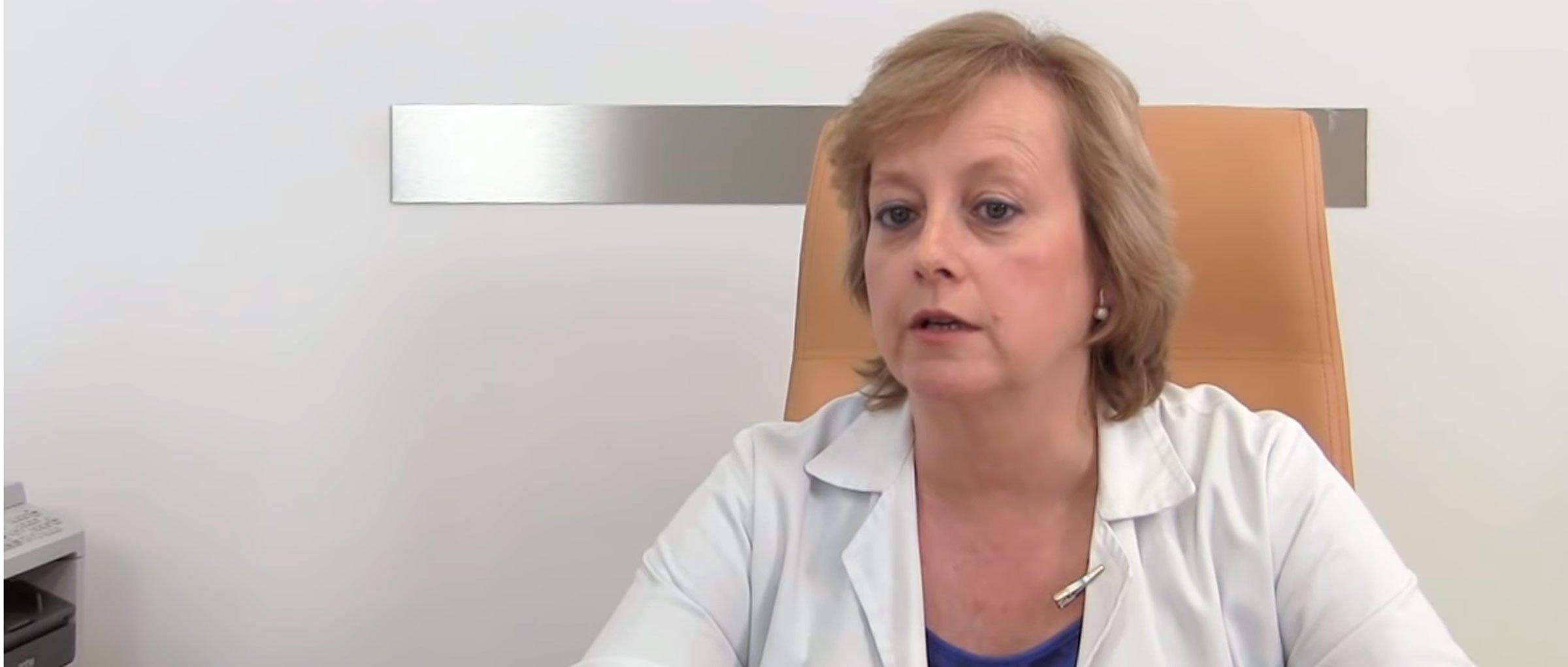 Dr Elena Martín sur l'hydrosalpinx
