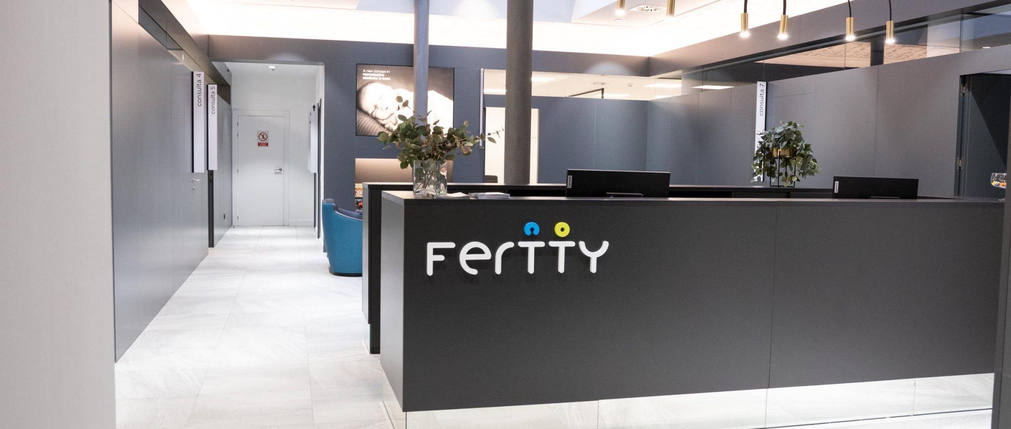 Deuxième réception de Fertty