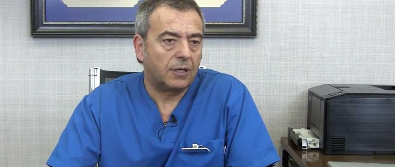 Entretien avec le Dr Gorka Barrenetxea