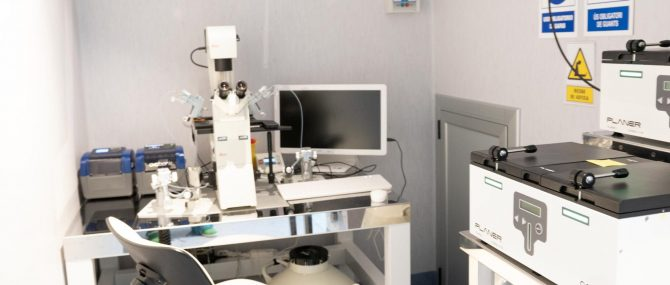 Imagen: Reproclinic Microinjector