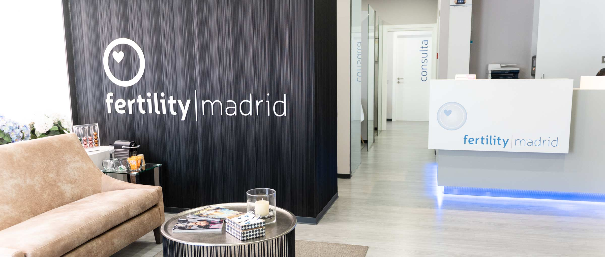 Réception de Fertility Madrid